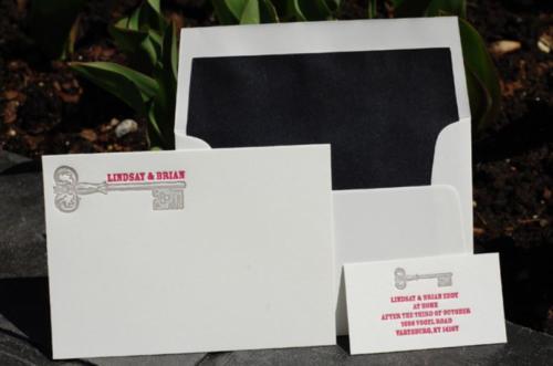 Haute Papier Social Stationery 3