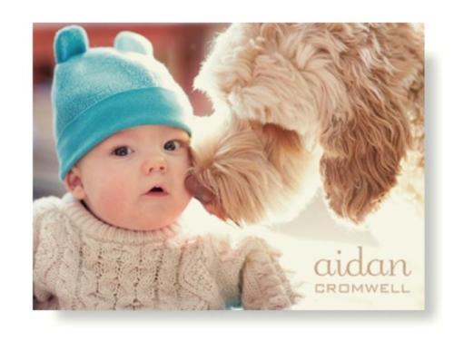 William Arthur Baby 1