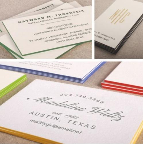 William Arthur Social Stationery 1